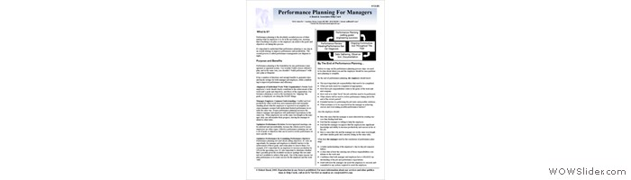 Plan To Remove The Pain Of Performance Appraisals